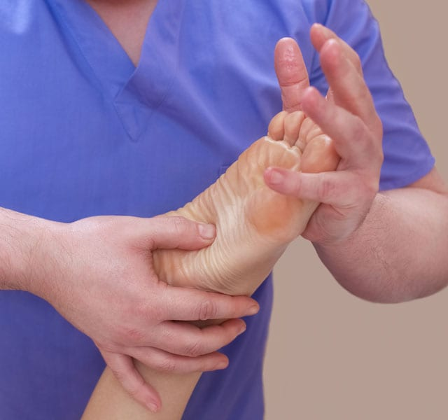 Anke and Foot Pain Treatments   B3 Medical in Tampa